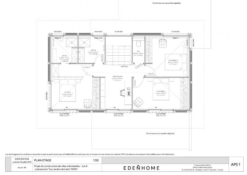 Vente de prestige maison / villa Poisy 924000€ - Photo 9