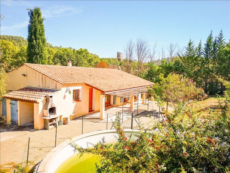 Sale house / villa Brue auriac 328600€ - Picture 7