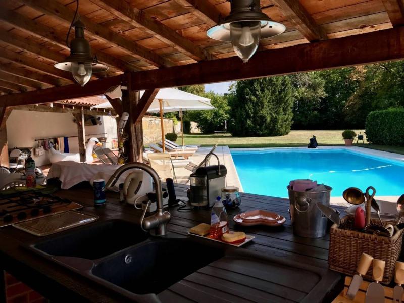 Vente de prestige maison / villa Granieu 780000€ - Photo 17