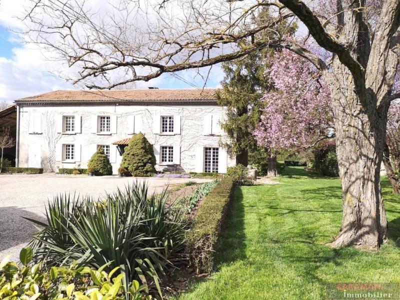 Ferme lauragaise – 2 habitations évolutif – 1.8 hectares