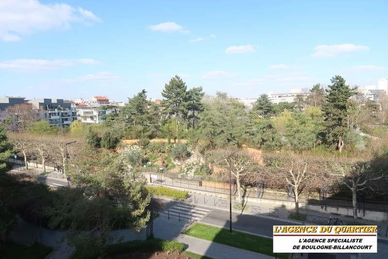 Venta  apartamento Boulogne billancourt 424000€ - Fotografía 3