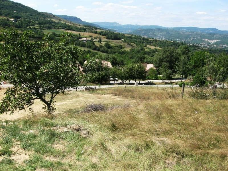 Vente terrain Saint-bauzile 74900€ - Photo 2