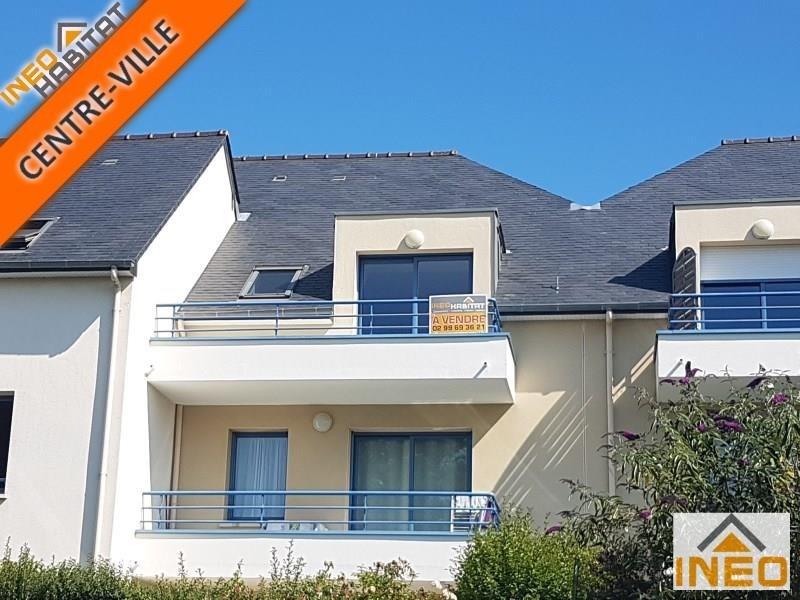 Vente appartement Geveze 128400€ - Photo 1