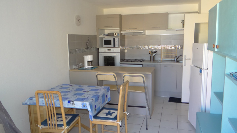 Location vacances appartement Cavalaire 400€ - Photo 6