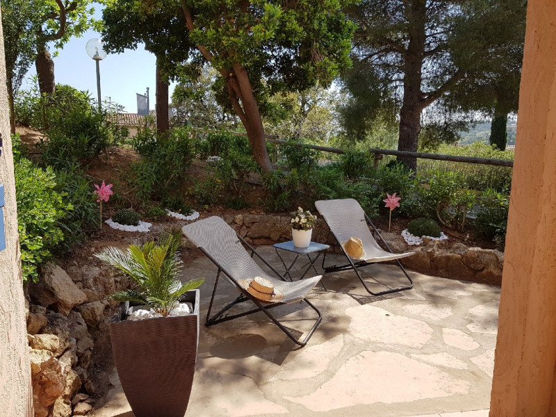 Vacation rental apartment Les issambres 525€ - Picture 12