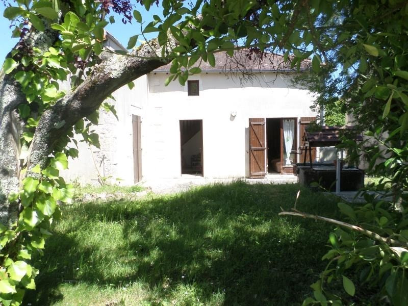 Vente maison / villa Civaux 86 000€ - Photo 1