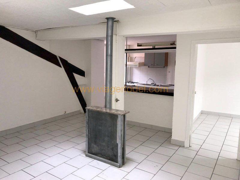 Verkauf auf rentenbasis wohnung Nice 69500€ - Fotografie 7