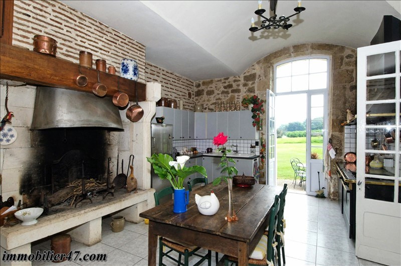 Deluxe sale house / villa Prayssas 477 000€ - Picture 6