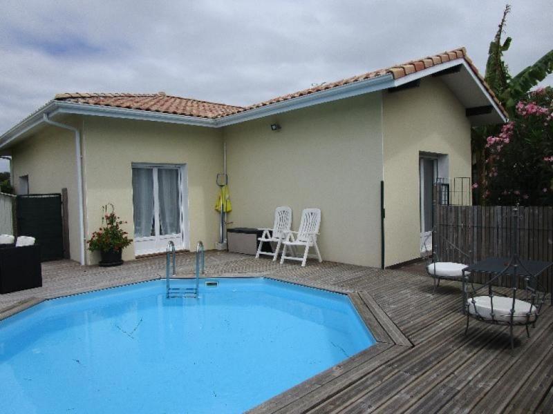 Sale house / villa Benesse maremne 442500€ - Picture 2