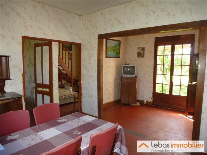 Vente maison / villa Yerville 87600€ - Photo 1