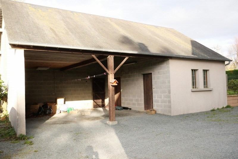 Sale house / villa Vaudrimesnil 139000€ - Picture 2