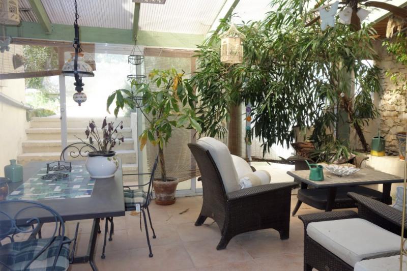 Vente maison / villa Nimes 424000€ - Photo 2