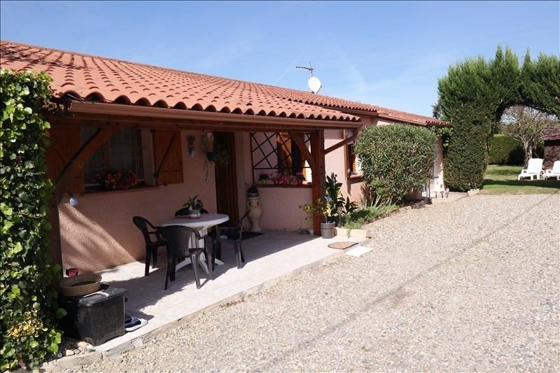 Vente maison / villa Grisolles 238500€ - Photo 1