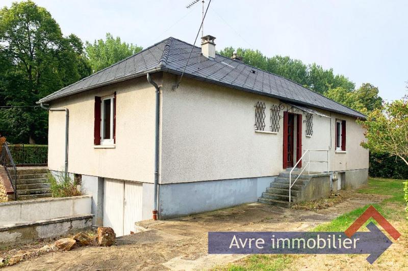 Sale house / villa Verneuil d'avre et d'iton 95000€ - Picture 5