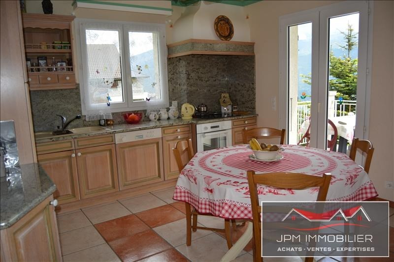 Deluxe sale house / villa Ayze 582500€ - Picture 2