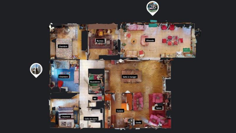 Vente maison / villa Meyzieu 479000€ - Photo 13