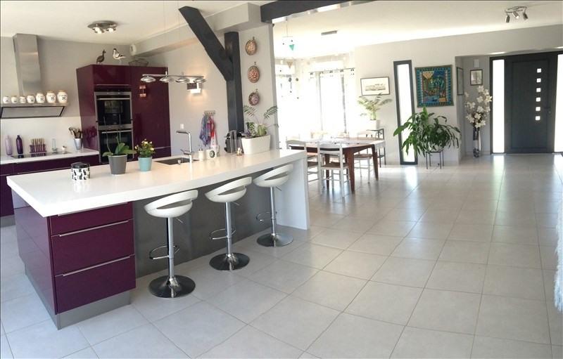 Vente maison / villa Nanteuil les meaux 442000€ - Photo 2
