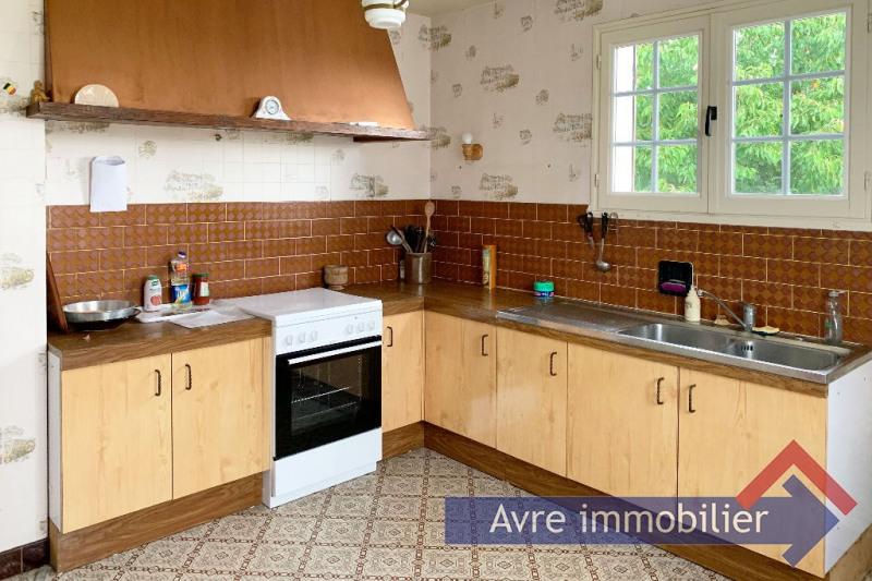 Vente maison / villa Verneuil d'avre et d'iton 164000€ - Photo 3