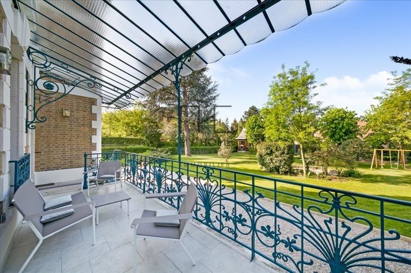 Venta de prestigio  casa Enghien les bains 1842000€ - Fotografía 4