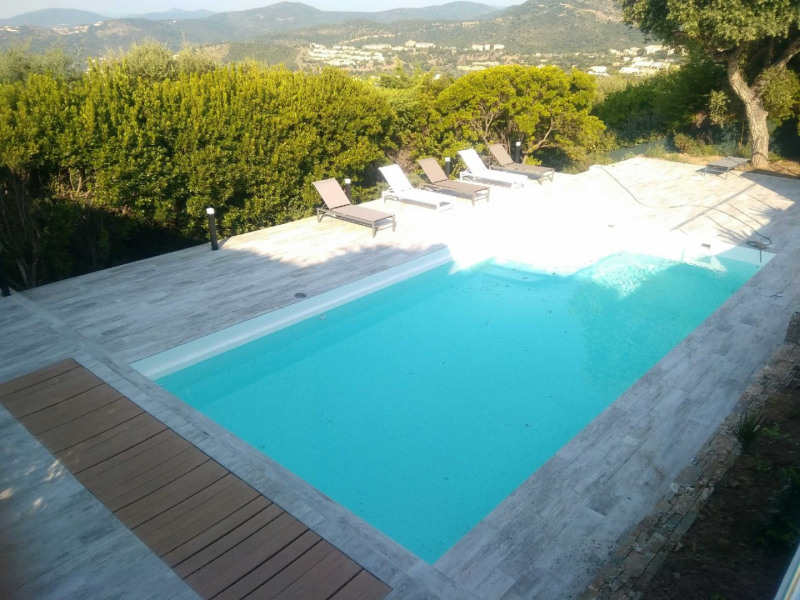 Vacation rental house / villa Les issambres 1 500€ - Picture 2