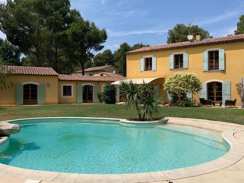 Vente maison / villa Ventabren 1195000€ - Photo 2