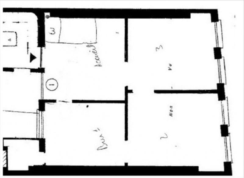 Sale apartment Paris 3ème 1320000€ - Picture 1
