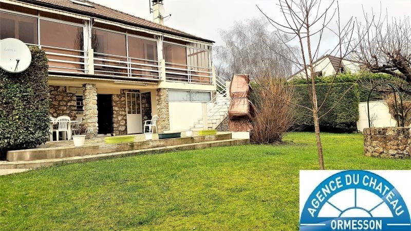 Vente maison / villa Ormesson sur marne 549 000€ - Photo 1