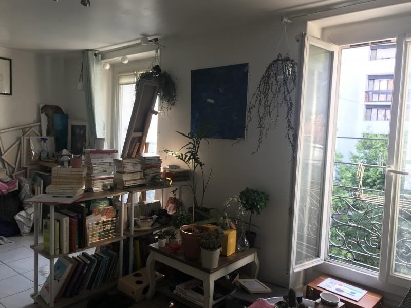 Sale apartment Paris 20ème 264 000€ - Picture 4