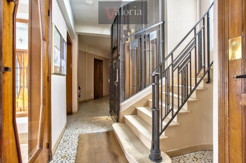Sale apartment Courbevoie 338000€ - Picture 9