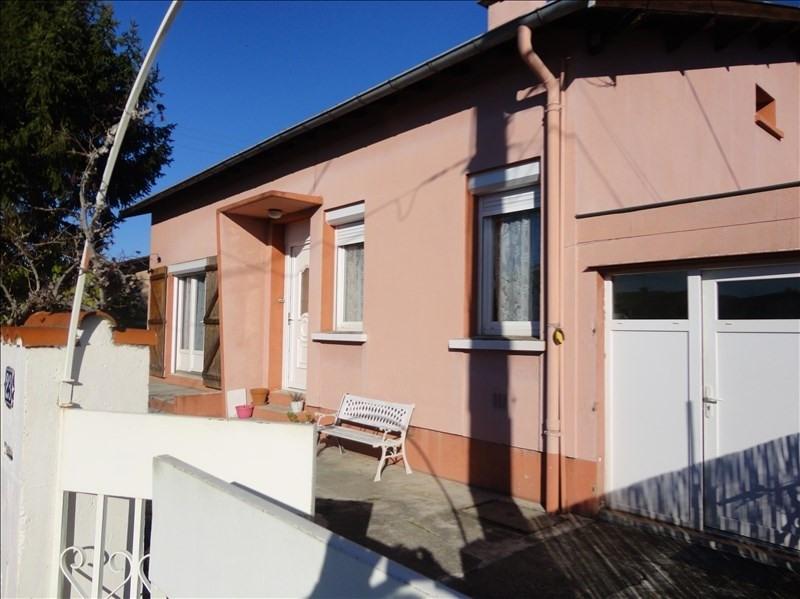 Vente maison / villa St jean du falga 153000€ - Photo 1