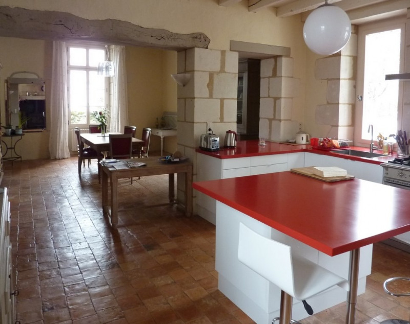 Deluxe sale house / villa Angers 40 mn nord-est 424000€ - Picture 3