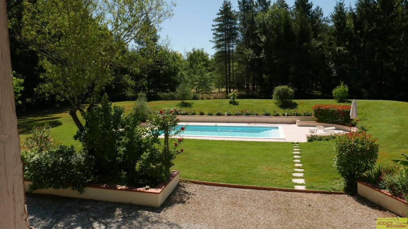 Vente maison / villa Secteur lavaur 488250€ - Photo 11