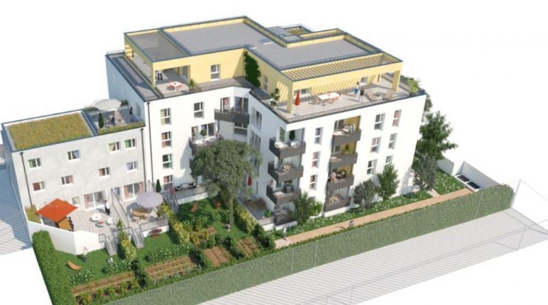 Vente appartement Villeurbanne 507000€ - Photo 1