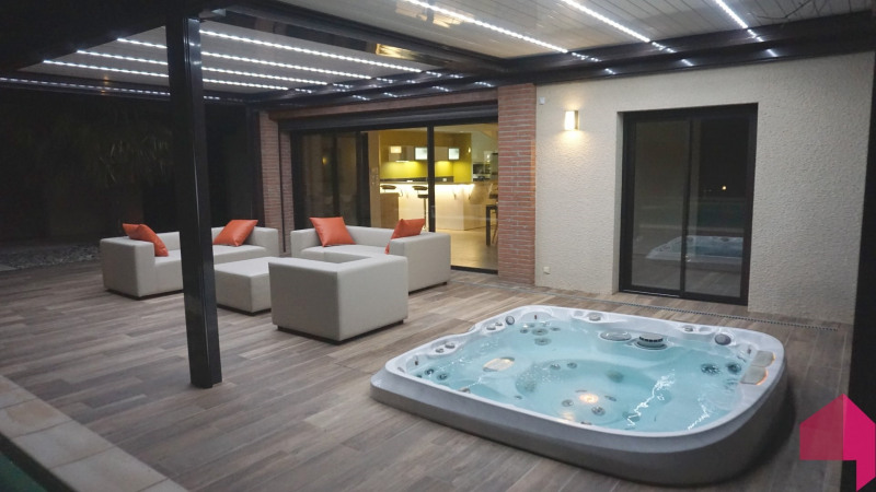 Vente de prestige maison / villa Rouffiac-tolosan 1155000€ - Photo 3