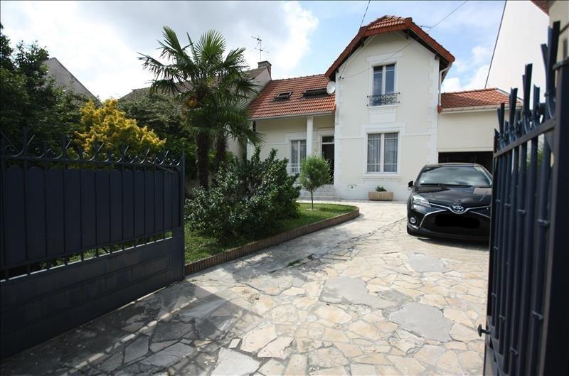 Sale house / villa Savigny sur orge 420000€ - Picture 1