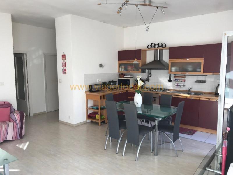 Lijfrente  appartement Nice 125000€ - Foto 3
