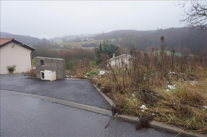 Revenda terreno Vienne 106000€ - Fotografia 3