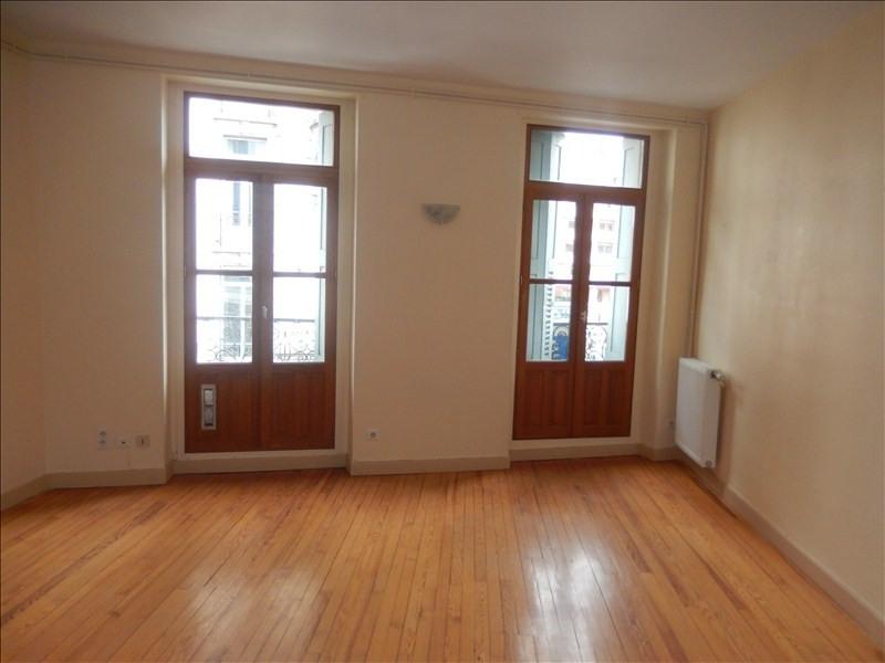 Rental apartment Le puy en velay 336,79€ CC - Picture 1