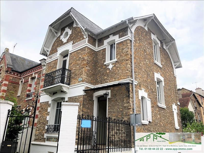 Sale house / villa Juvisy sur orge 418000€ - Picture 1