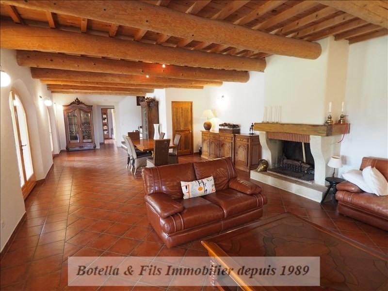 Verkoop van prestige  huis Uzes 929000€ - Foto 6