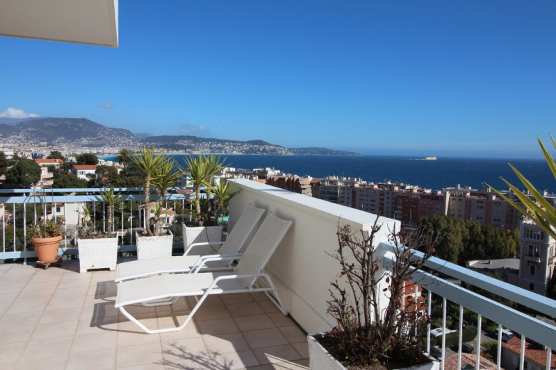 Sale apartment Nice 355 000€ - Picture 1
