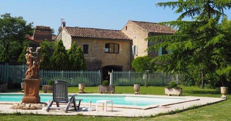 Immobile residenziali di prestigio casa Uzes 897750€ - Fotografia 1