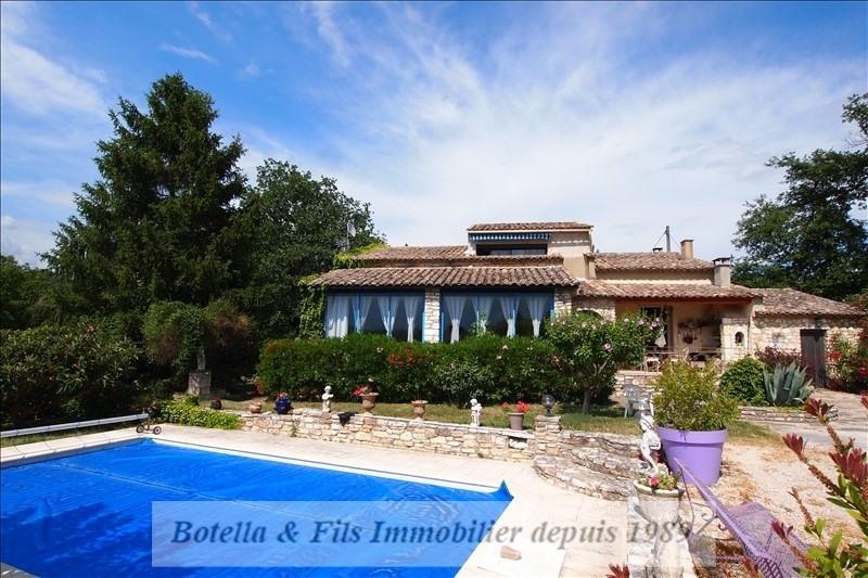 Verkoop  huis Goudargues 354000€ - Foto 2