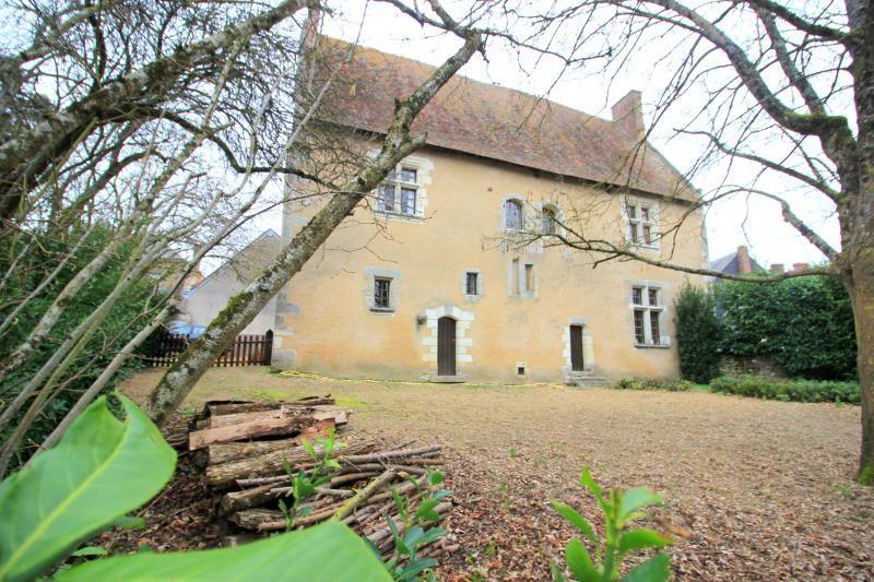 Vente maison / villa La chartre sur le loir 291475€ - Photo 1