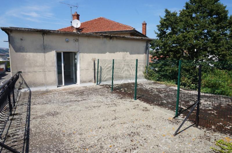 Venta  casa Saint clair du rhone 127000€ - Fotografía 4