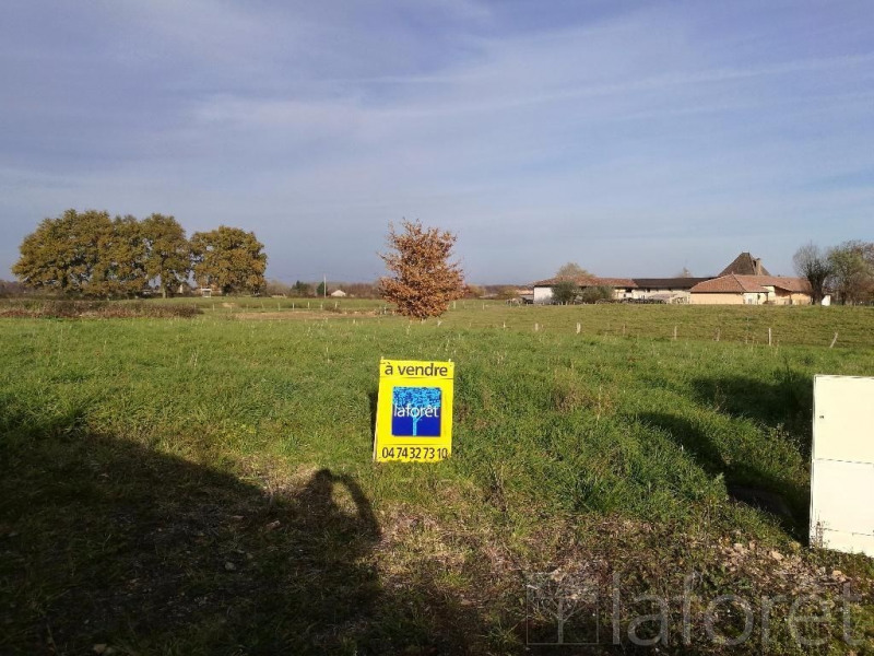 Vente terrain Boissey 60 000€ - Photo 1