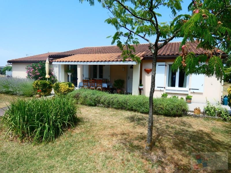 Sale house / villa Foussignac 246100€ - Picture 1