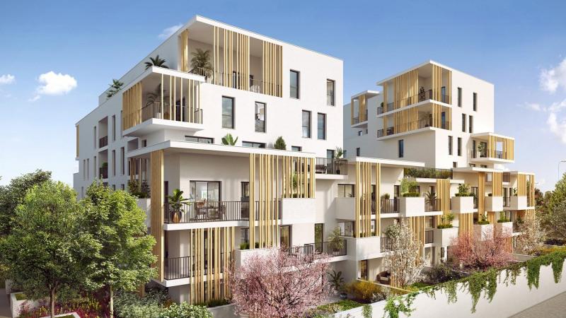 Sale apartment Villeurbanne 499000€ - Picture 2
