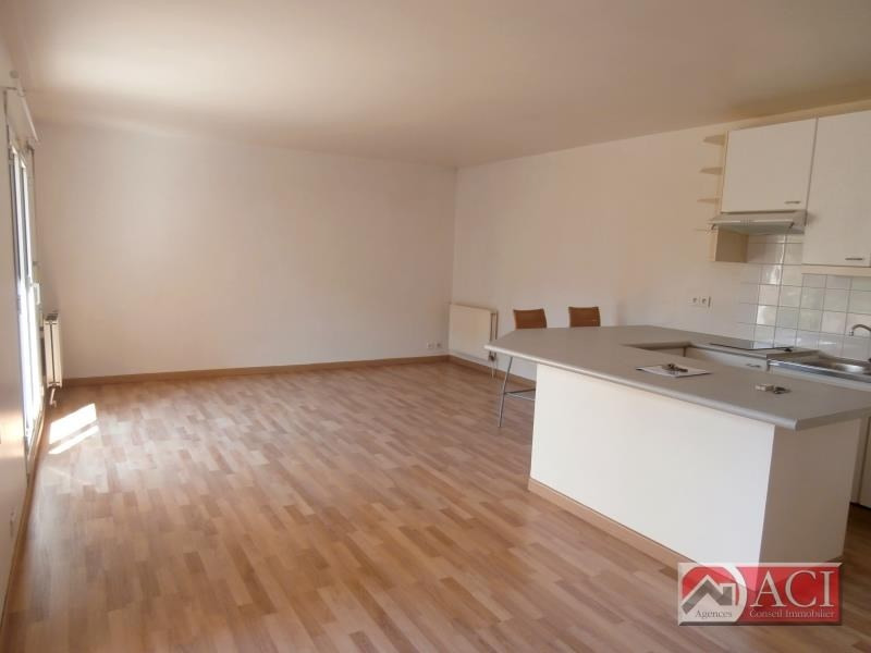 Vente appartement Montmagny 137000€ - Photo 2
