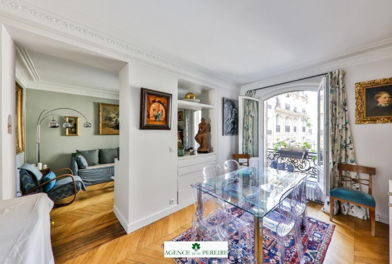 Vente de prestige appartement Paris 17ème 1 090 000€ - Photo 1